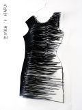 Elvira 't Hart wearable sketches drawings dress