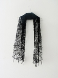 Elvira 't Hart wearable sketches drawings scarf