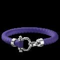 Omega Aqua bracelet rubber purple