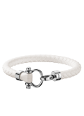 Omega Aqua bracelet white rubber