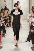 CHANEL resort 2014 Singapore - Black dress III