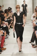 CHANEL resort 2014 Singapore - Black dress