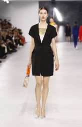 Dior Cruise 2014 - Black dress