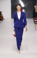 Dior Cruise 2014 - blue tuxedo