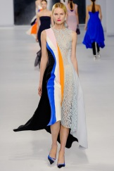 Dior Cruise 2014 - colorful dress