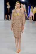 Dior Cruise 2014 - Copper dress