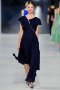 Dior Cruise 2014 - Navy blue dress