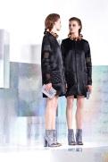 Just Cavalli Resort 2014 - Black dress
