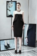 Balenciaga Resort 2014 - black dress III