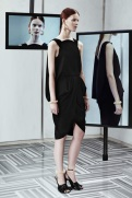 Balenciaga Resort 2014 - Black dress