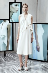 Balenciaga Resort 2014 - White dress
