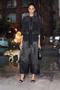 Givenchy Resort 2014 - Black jacket and pants