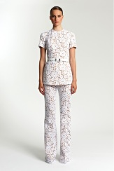 Michael Kors Resort 2014 - White lace