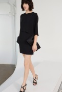 Stella McCartney Resort 2014 - Black dress