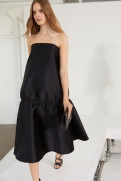 Stella McCartney Resort 2014 - Long black dress