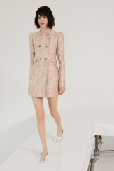 Stella McCartney Resort 2014 - Snake printed coat