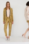 Stella McCartney Resort 2014 - Snake printed pants and jacket