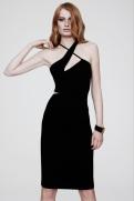 Versace Resort 2014 - Black dress