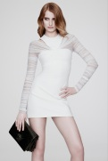 Versace Resort 2014 - White dress