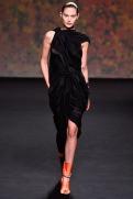 Christian Dior Fall 2013 Couture - Black dress