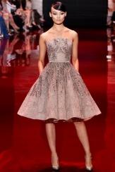 Elie Saab Fall 2013 Couture - Beige dress I