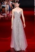 Elie Saab Fall 2013 Couture - Beige dress V
