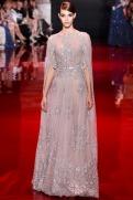 Elie Saab Fall 2013 Couture - Beige dress VI