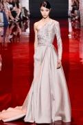 Elie Saab Fall 2013 Couture - Beige dress VII