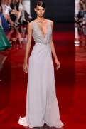 Elie Saab Fall 2013 Couture - Lavender dress II