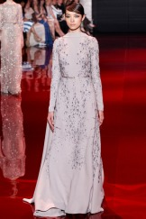 Elie Saab Fall 2013 Couture - Lavender dress