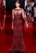 Elie Saab Fall 2013 Couture - Red dress I