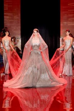Elie Saab Fall 2013 Couture - Wedding dress
