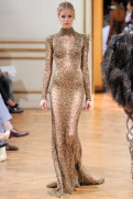 Zuhair Murad Fall 2013 Couture - Gold dress
