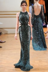 Zuhair Murad Fall 2013 Couture - Green dress