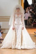 Zuhair Murad Fall 2013 Couture - Wedding dress