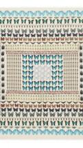 alexander mcqueen- Damien hirst butterfly scarf
