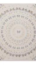 alexander mcqueen- Damien hirst off-white scarf